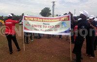 Kyenjonjo hosts World TB Day celebrations