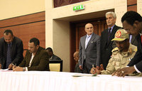 What issues are at stake in next Sudan talks?