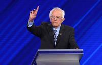 US presidential hopeful Sanders seeks to shrug off heart attack