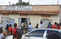 Police officer kills colleague, self