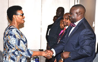 Oulanyah meets Rwandan counterpart, discuss boarder conflict