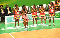 She Cranes finish sixth at 2018 Commonwealth Games