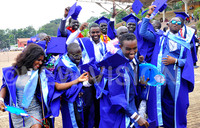 Graduates warned against quick wealth