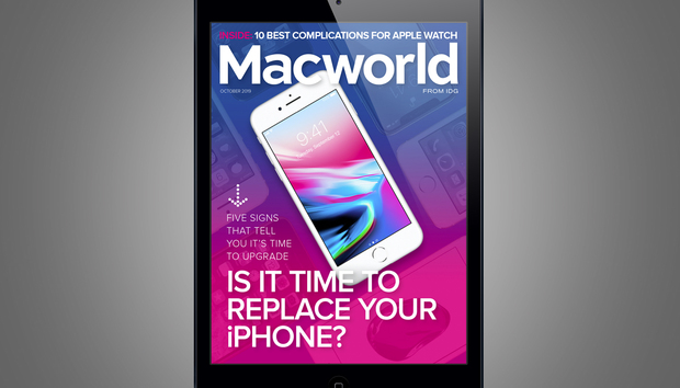 Macworld's October Digital Magazine: Is it time to replace your iPhone?