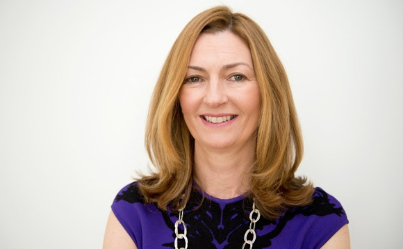 Chief executive of Fidelity International Anne Richards