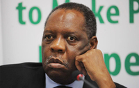 Hayatou dethroned after 29 years at the helm