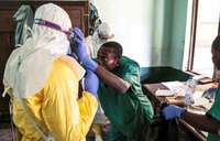 DRC must unite in Ebola fight amid 'high' risk of spread: WHO chief