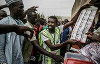 Nigeria election violence killed 'at least 39': monitors