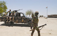 Troops killed in attack on US-Niger patrol