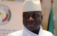 Gambia army chief says troops will not fight intervention