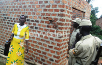 Col. Jet Mwebabze's widow battles squatters