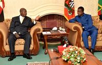 Museveni hails Zambia's leaders over freedom