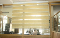 Blinds can be used in homes as well