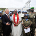 AMISOM commends Ugandan troops in Somalia