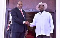 Museveni, Uhuru hold bilateral talks