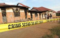 Rakai school fire: Scene of crime not guarded