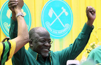 Tanzania sets October 28 for general election