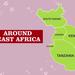 Around East Africa; Museveni meets Kanye West and Kim Kardashian