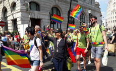 Asset managers take part in Pride in London: All the best bits