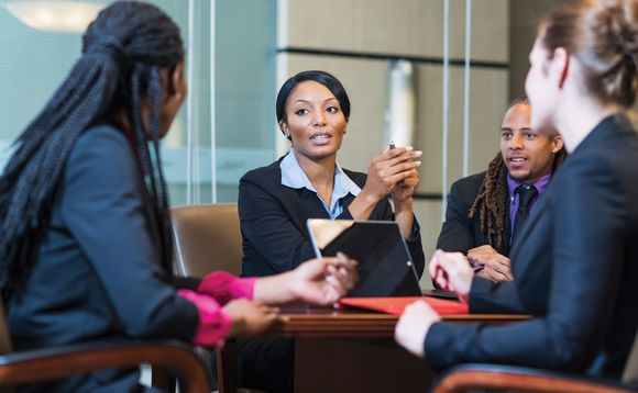 KPMG found little background diversity among asset managers and wider financial services