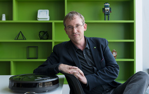 iRobot CEO Colin Angle on robotics, mapping and assisted living