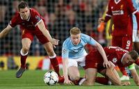 Liverpool v Manchester City: Three key clashes
