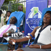 Minister Anite joins UTL blood donation week