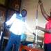 Blind people in Teso get white canes