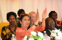 UN envoy applauds Uganda for empowering women