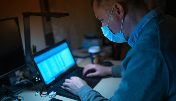 Pandemic leads to surge in video conferencing app downloads