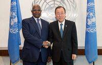Sam Kutesa heads for UN top job