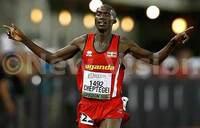 Cheptegei wins gold at World Junior Championships
