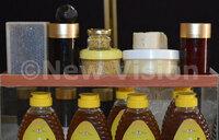 Honey slowly replacing sugar