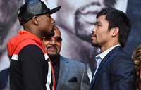 Pacquiao, Mayweather spark Hall of Fame buzz