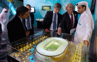 Qatar population booms on back of 2022 World Cup