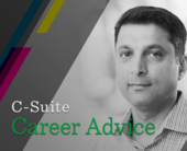 C-suite career advice: Mihir Shah, StorCentric