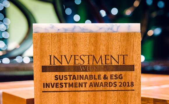 Sustainable & ESG Investment Awards 2018