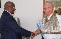 Minister Kutesa meets foreign envoys