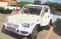 Local mechanics assemble vehicles