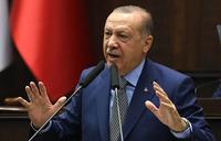 Turkey leader remembers defiant WW1 battles, not defeat