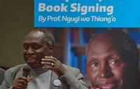 Kenya's Ngugi dumps Swedish book fair over far-right newspaper