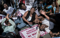 Kenyan women protest political gender gap