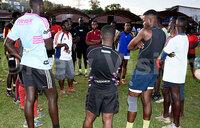 Rugby: Tumusiime starts work at Kobs
