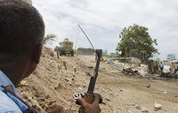 At least 23 killed in Somalia clan violence