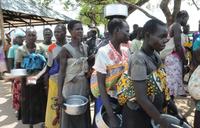EU doubles funding for South Sudan refugees