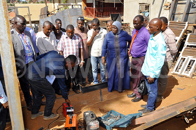 ukwaya visiting pper sooba ulago  outh metal works