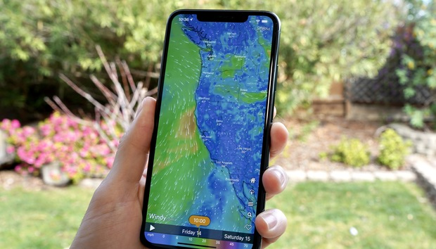 Five great iPhone weather apps you should try