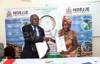 Ndejje University drums up hope for the deaf