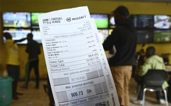 goal sports betting uganda revenue