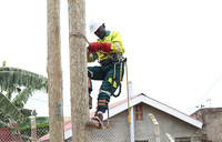 Keeping Uganda switched on and running with minimum staff